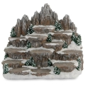 Display Landschaft mini (Winter)
