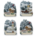 Magnet Winterlandschaft 3D (Winter)